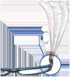 La linea davicino sheer di occhiali da lettura premontati for Design a basso costo